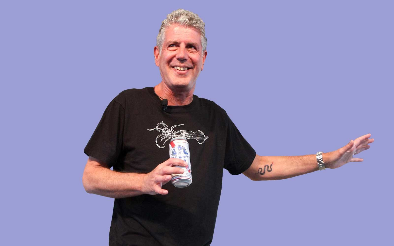 Anthony Bourdain on Craft Beer