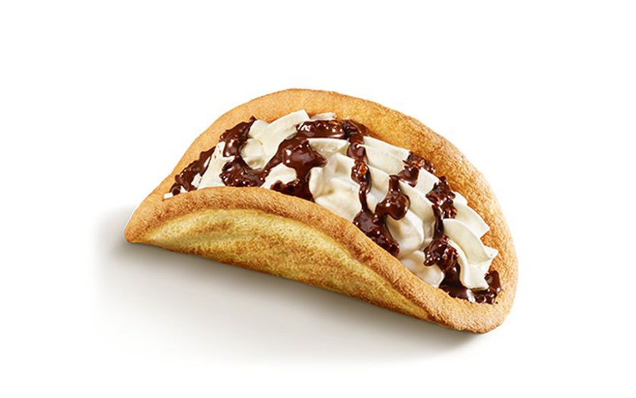 Sundae Pocket, McDonald's, Italy