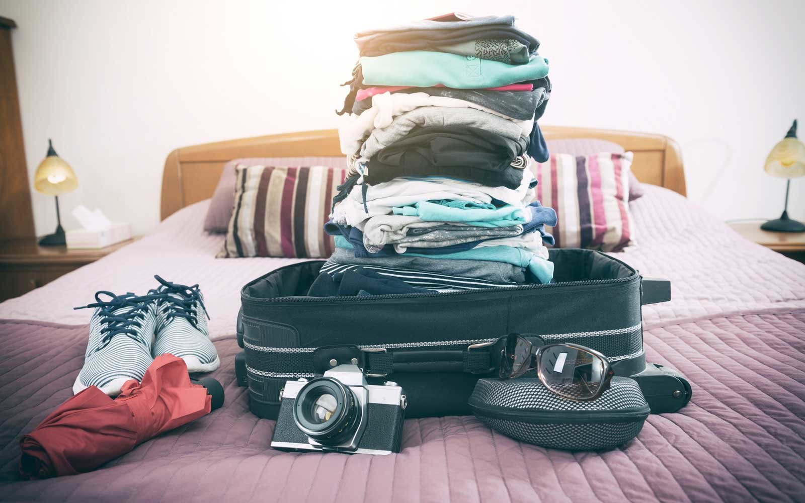 Mistakes Made When Packing