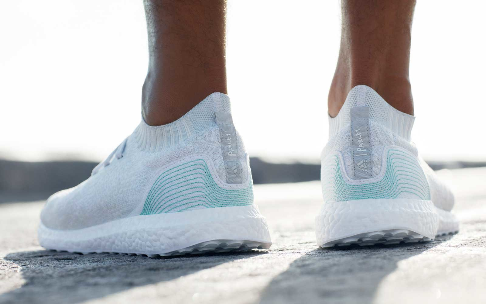 Adidas Recycled Ocean Plastic Shoes
