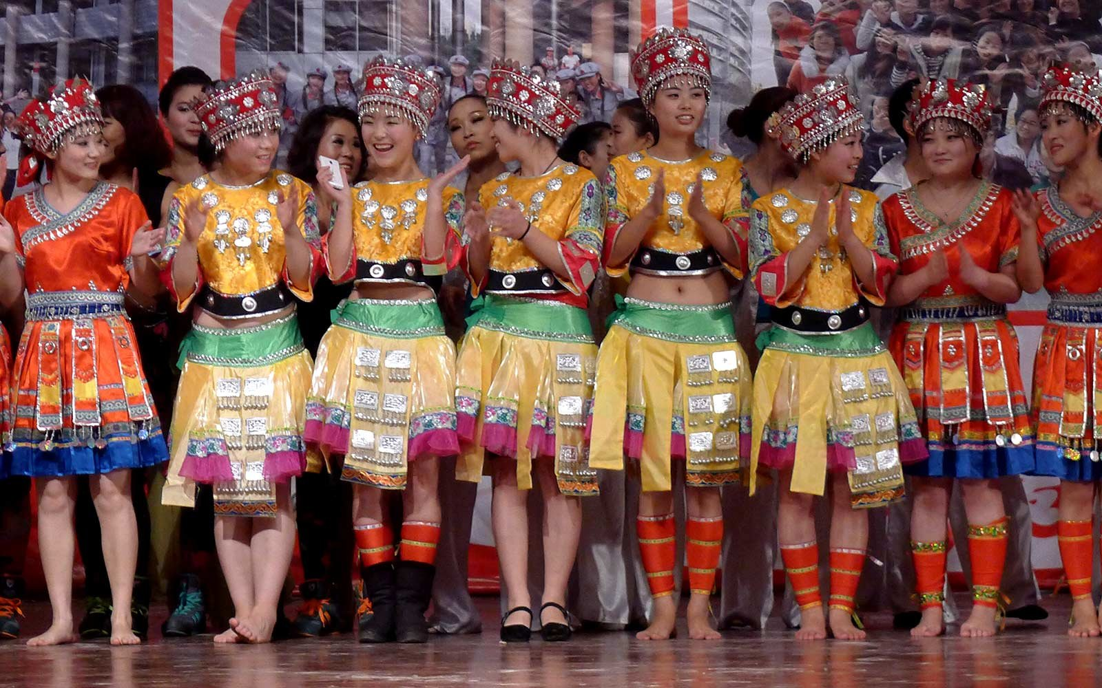 The Dongzhi Festival in China