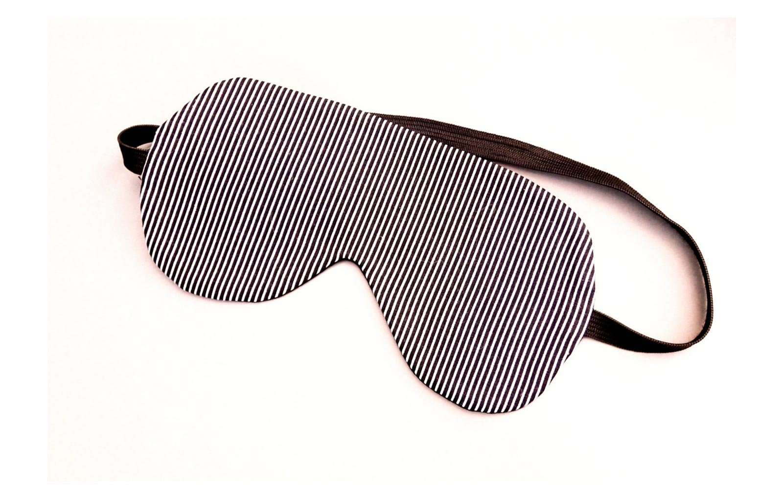 Striped Sleep Mask