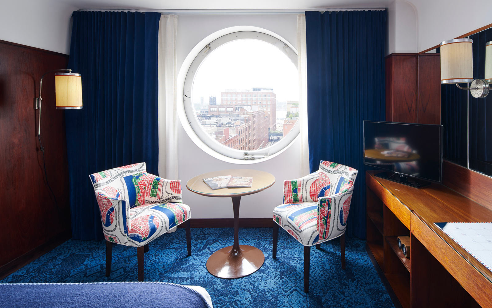 The Maritime Hotel, New York City