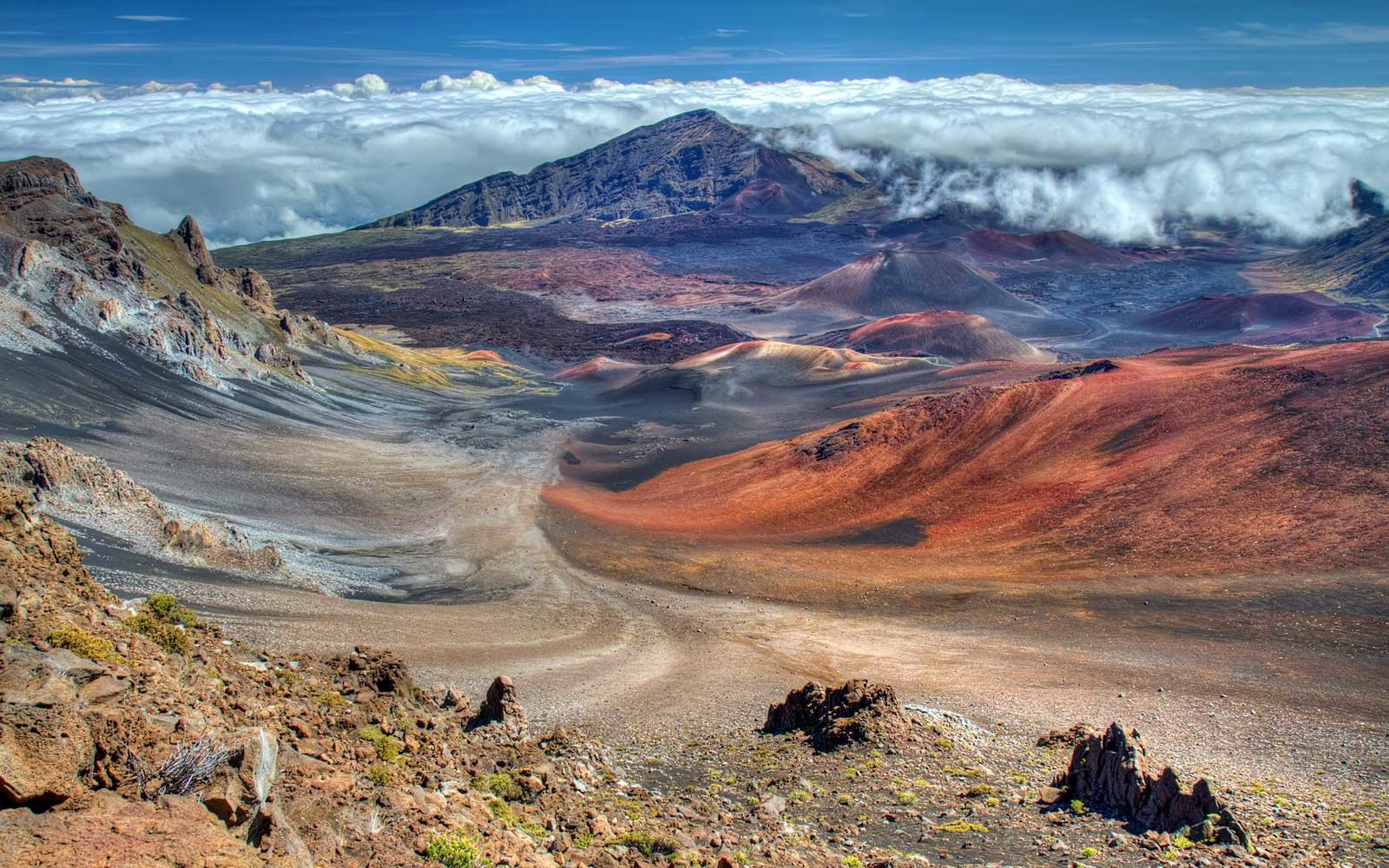 Guide to Haleakala