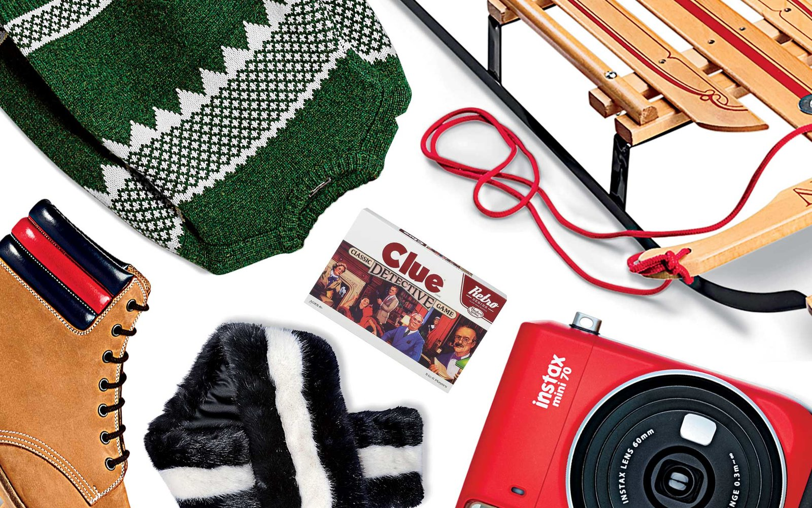 Gift Guide Cold Comforts