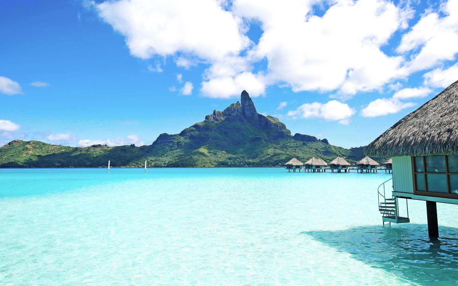 No. 8 Bora-Bora,   French Polynesia