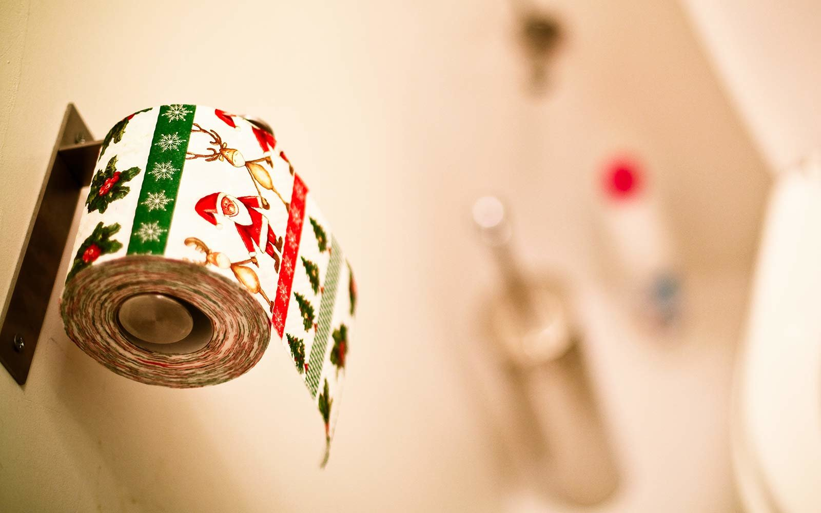 Mulled Wine Toilet Paper