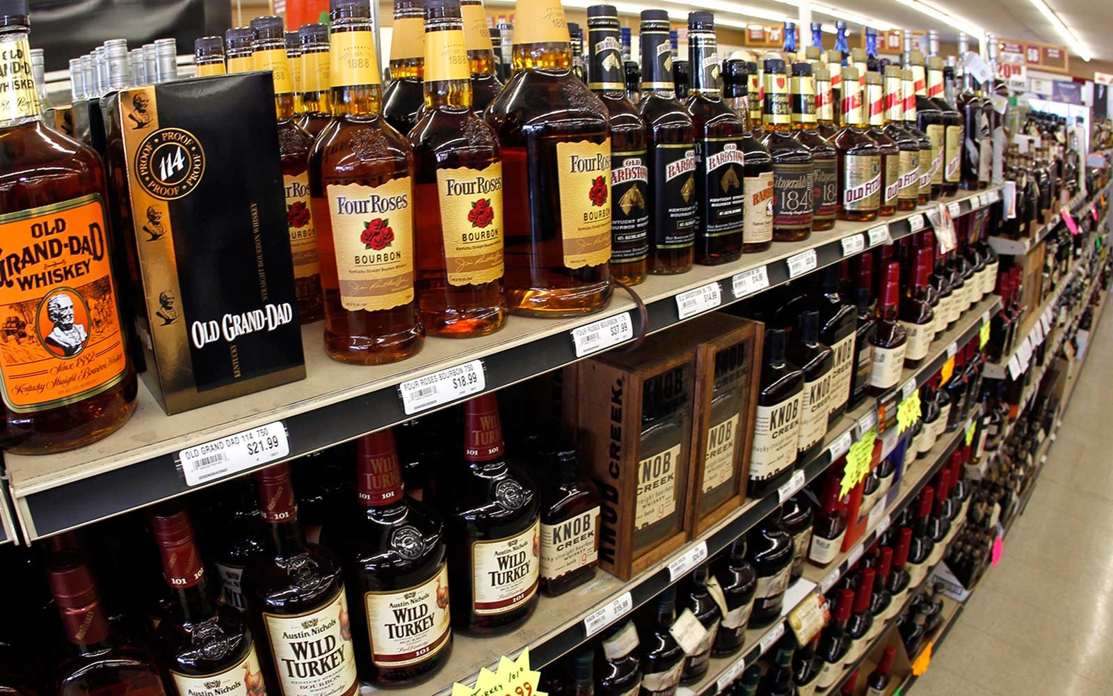 How To Shop for the Best Bourbon