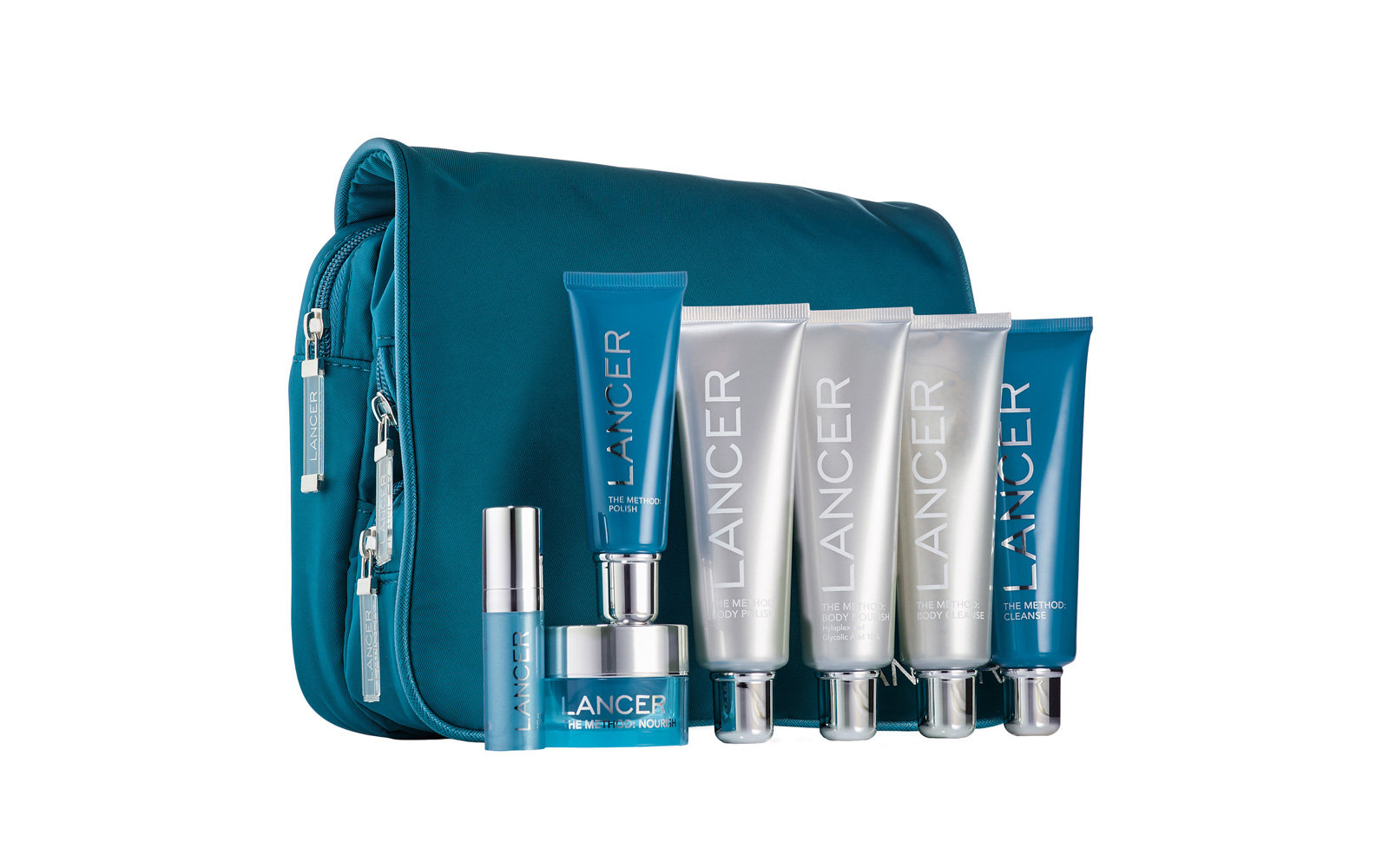 Lancer Travel Collection for Face and Body
