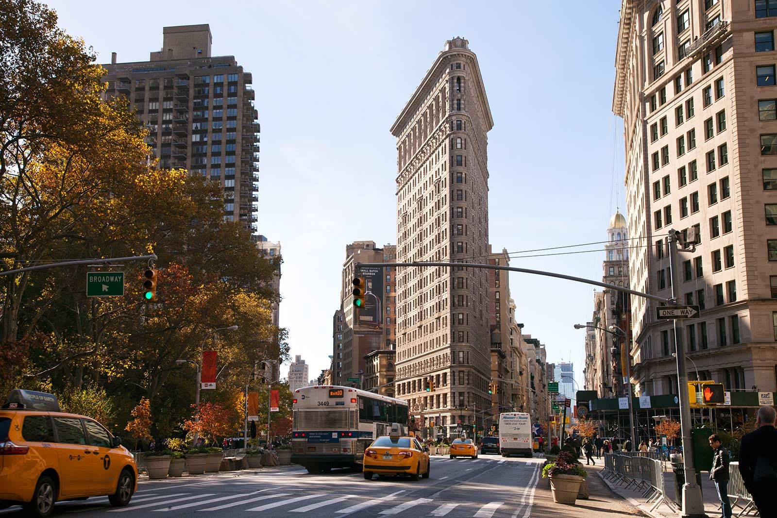 the new york city locations that inspired 'fantastic