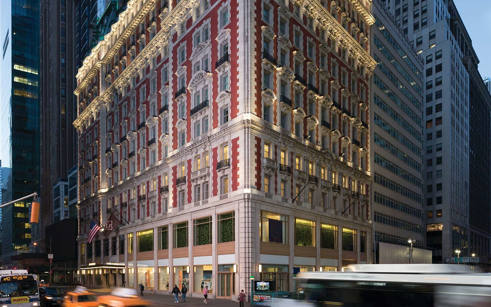 The Knickerbocker Hotel, New York City