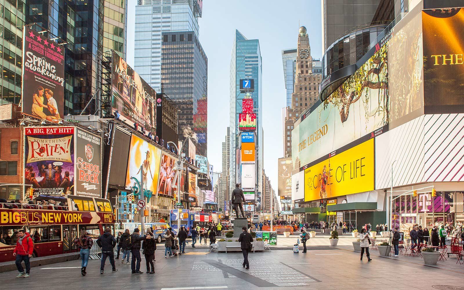 The New York City Locations That Inspired 'Fantastic ...