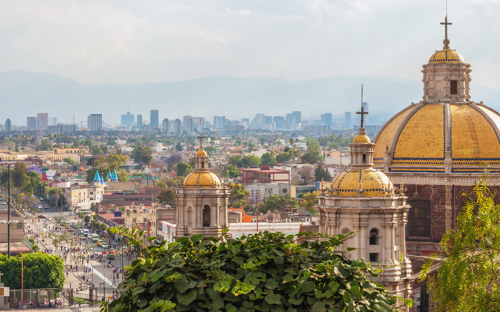 Travel Guide: Mexico City Vacation + Trip Ideas