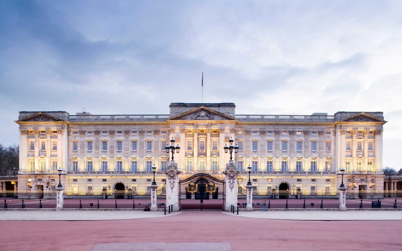 Look Inside Buckingham Palace Before They Start The 455 Million Renovation Travel Leisure