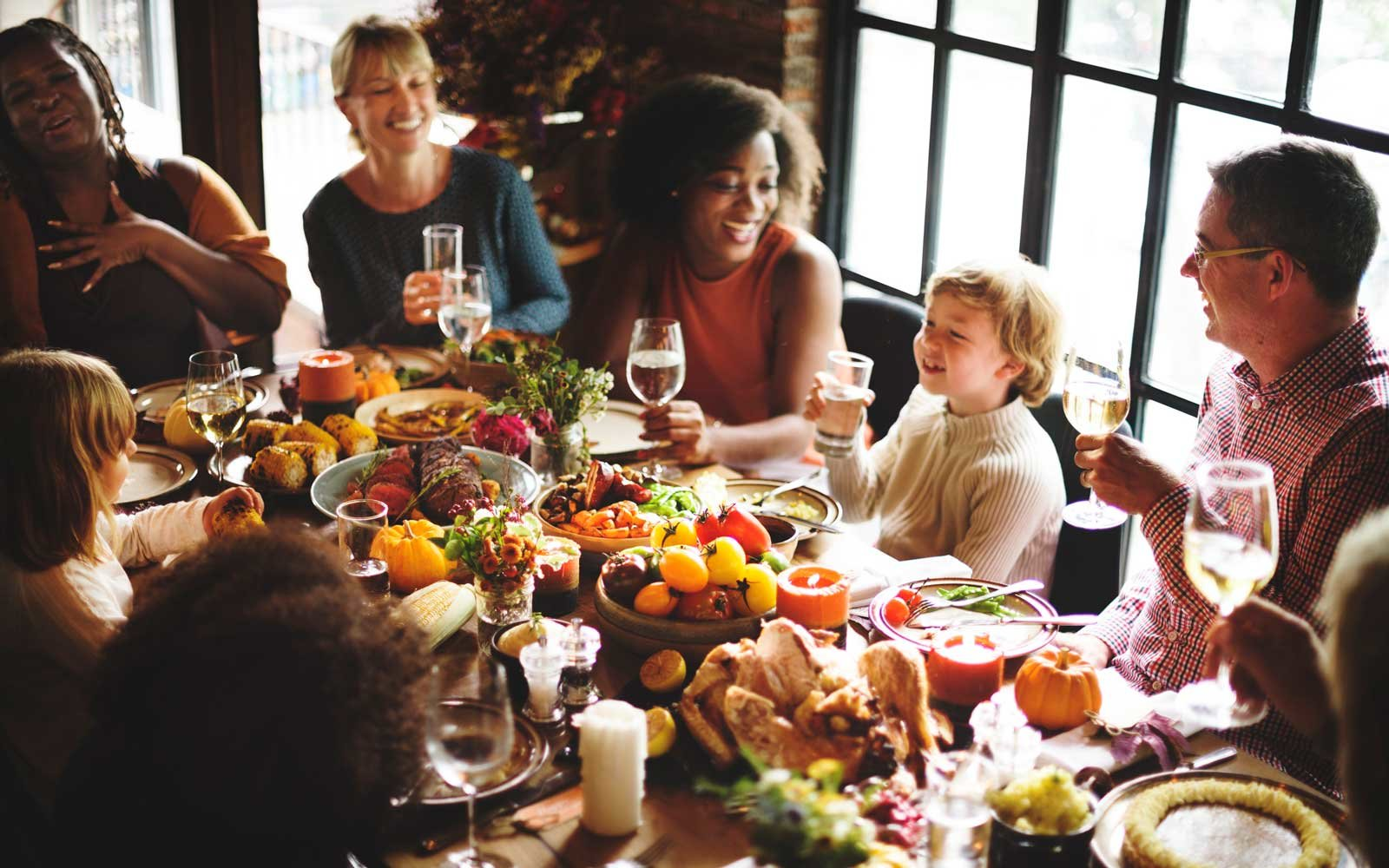 5 Tips For Not Ruining Your Thanksgiving Dinner With Politics