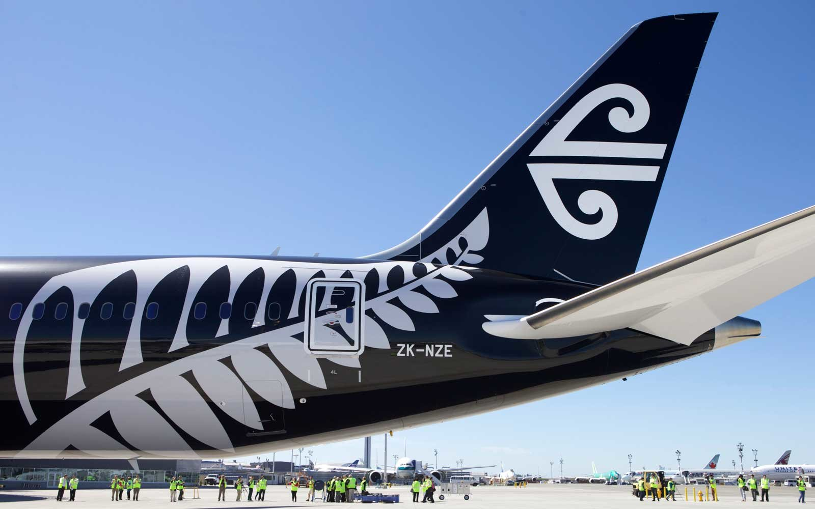 air new zealand - photo #15