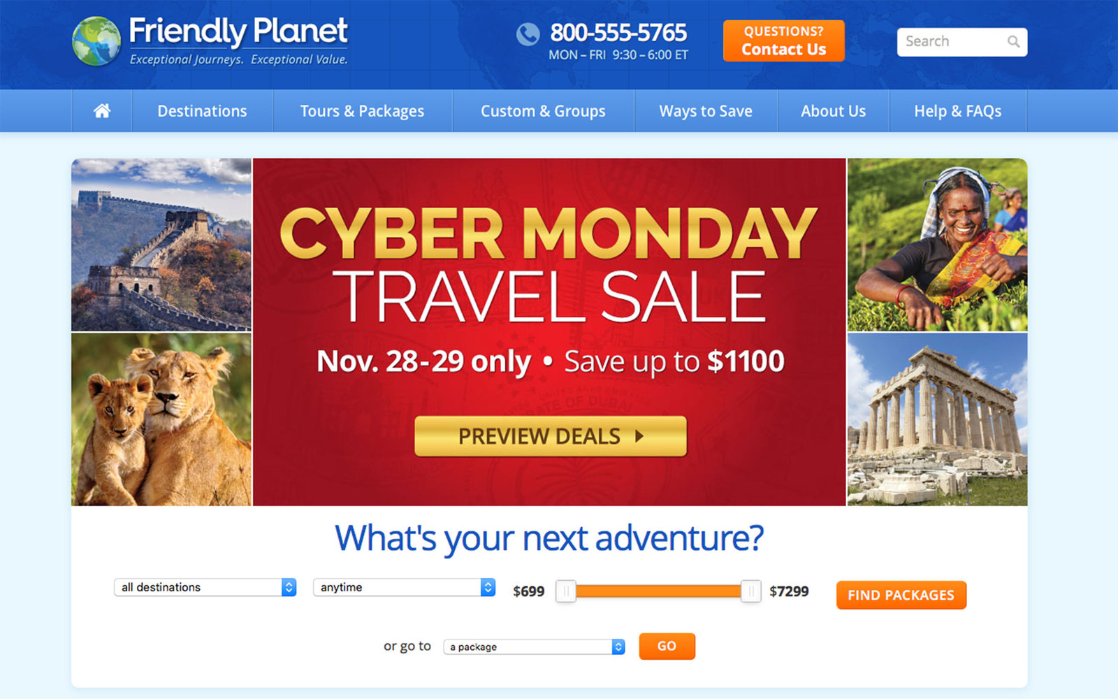 c0df0d2c2aca The Best Black Friday Travel Deals for 2016