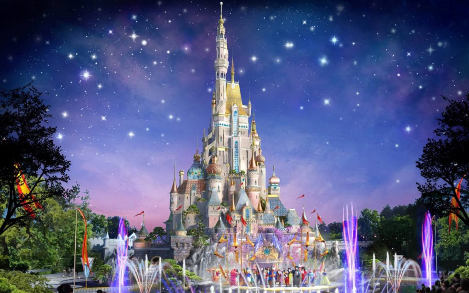 Disney Hong Kong Expansion