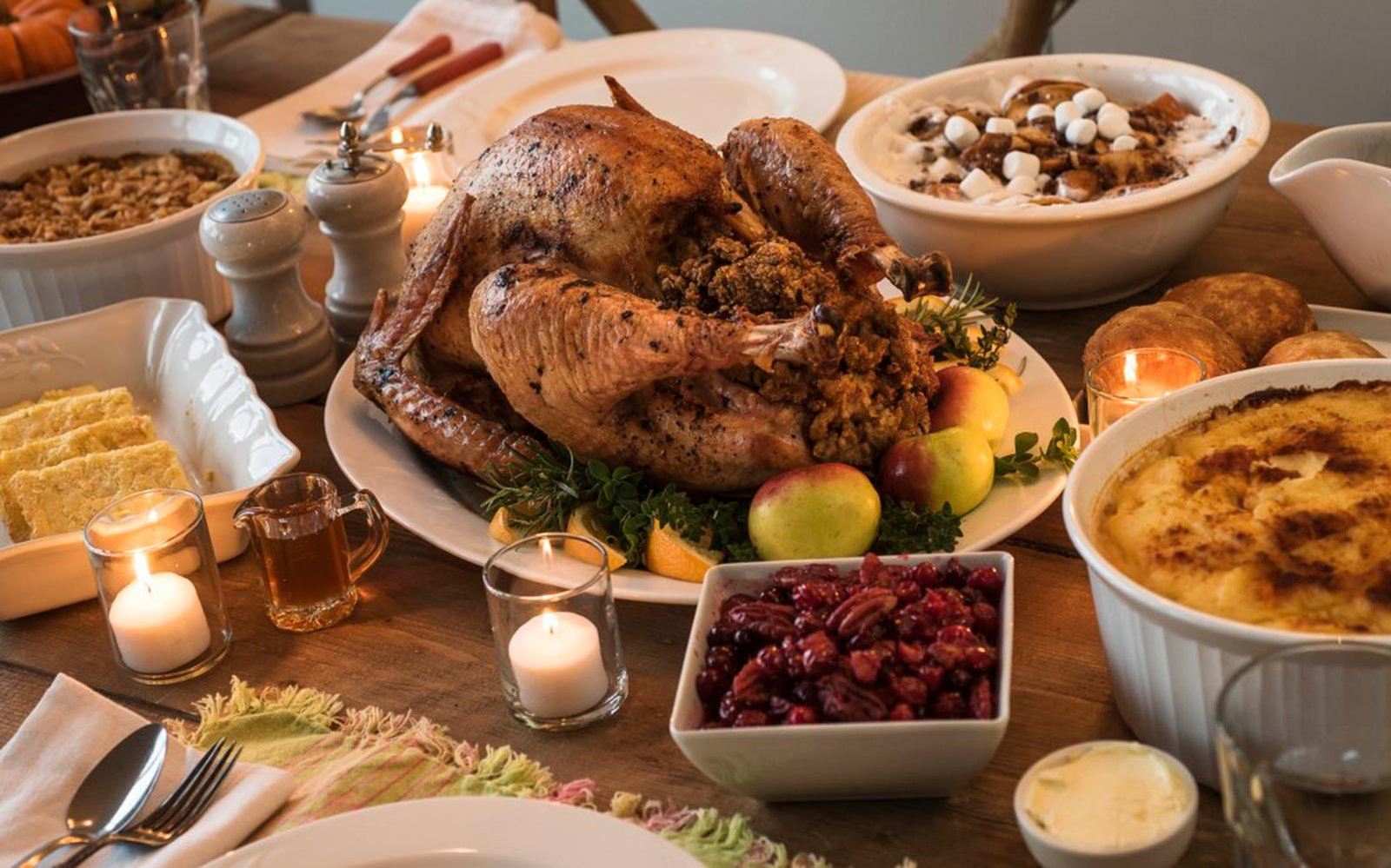 4 Things You Didn't Know About Thanksgiving