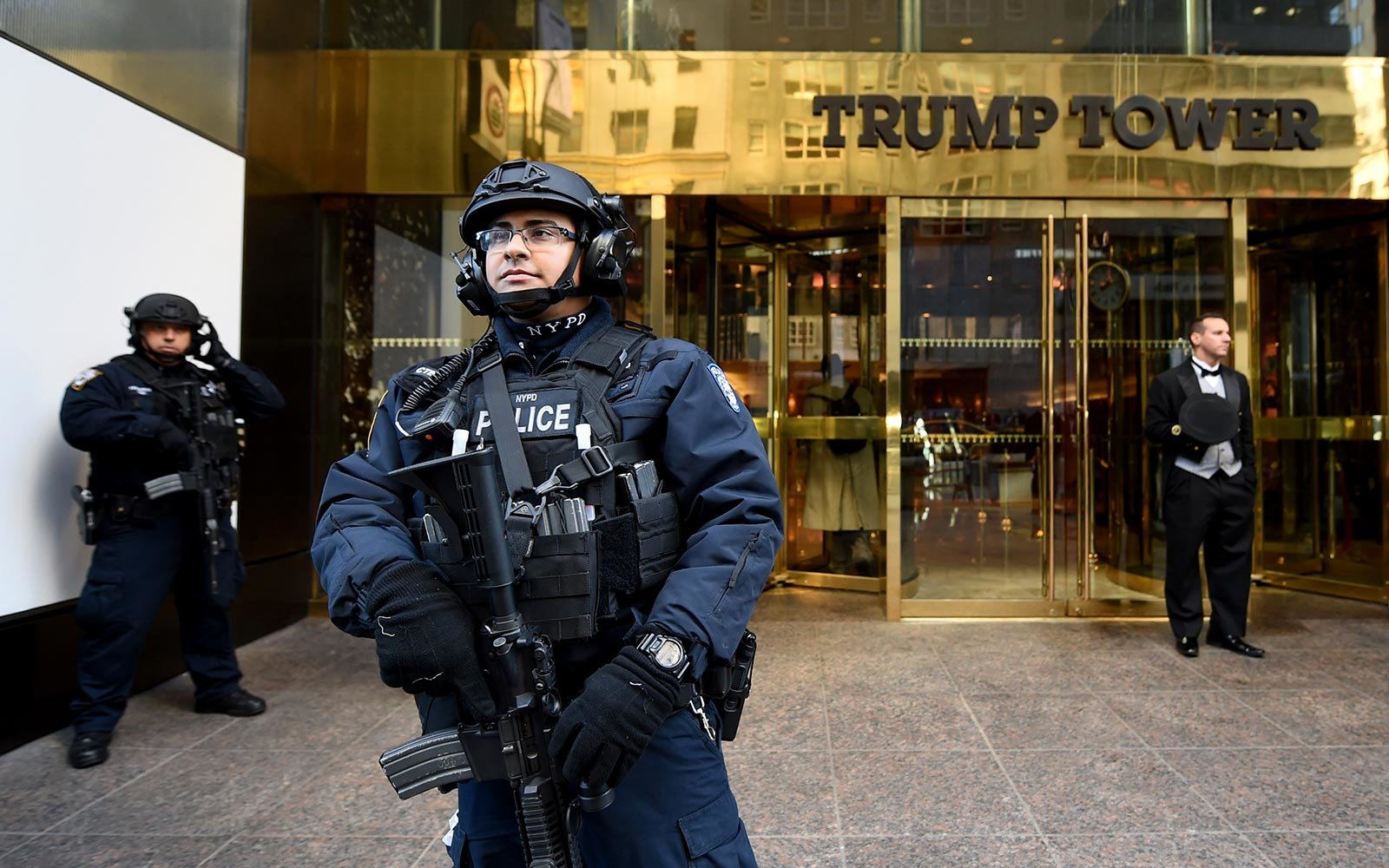 New York City Will Spend $1 Million a Day to Protect Donald Trump and His Family