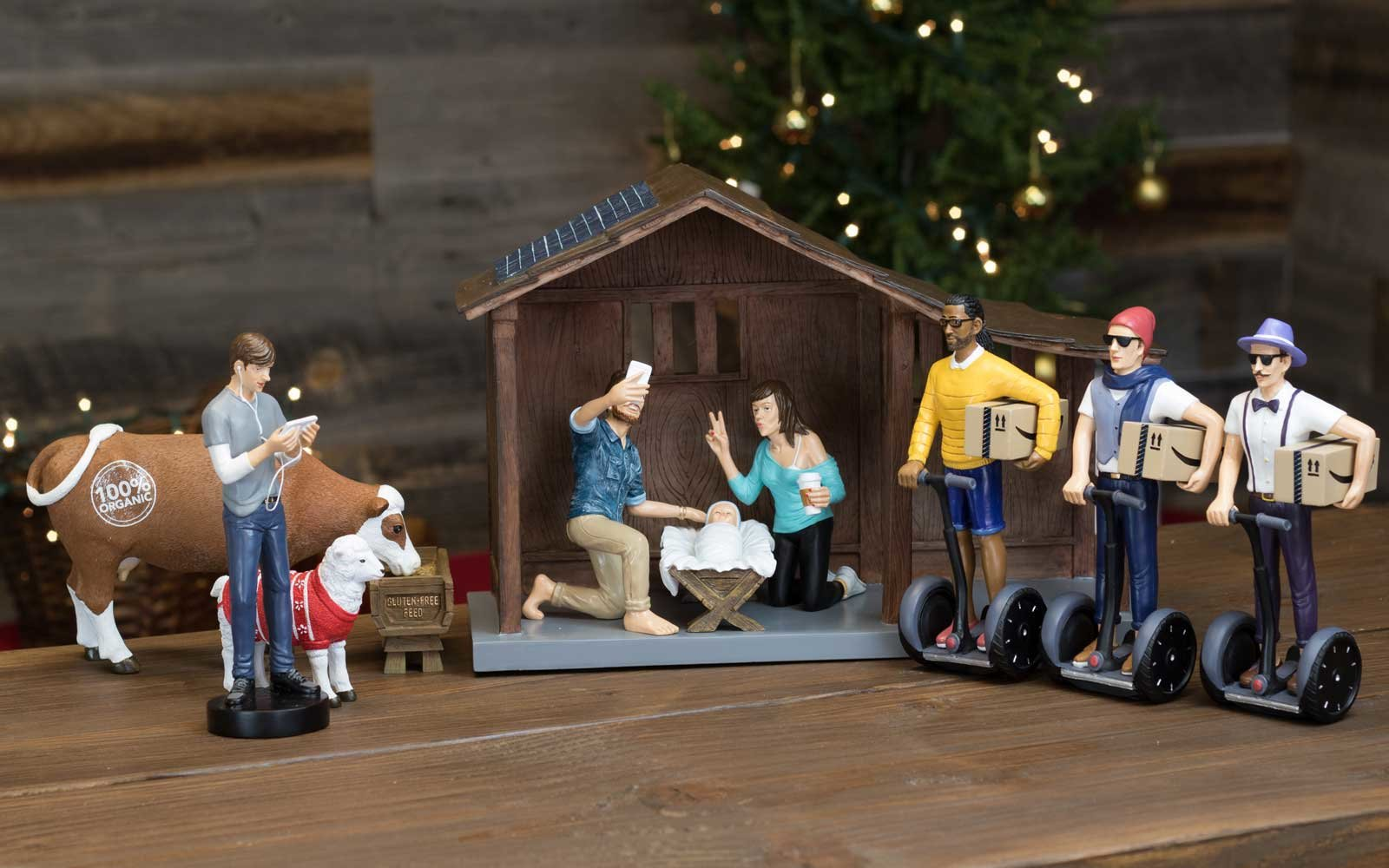 Hipsters, Rejoice: There's a Nativity Scene with Your Name ...