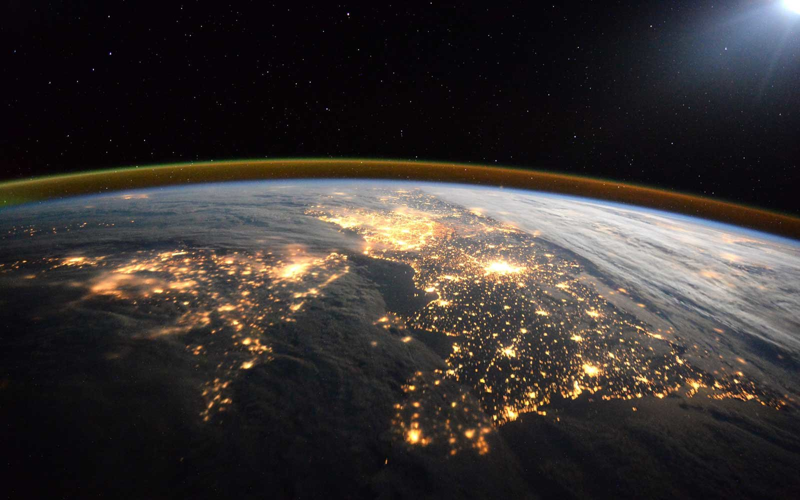 12 Photos Of Earth From Space That Will Remind You How Beautiful The