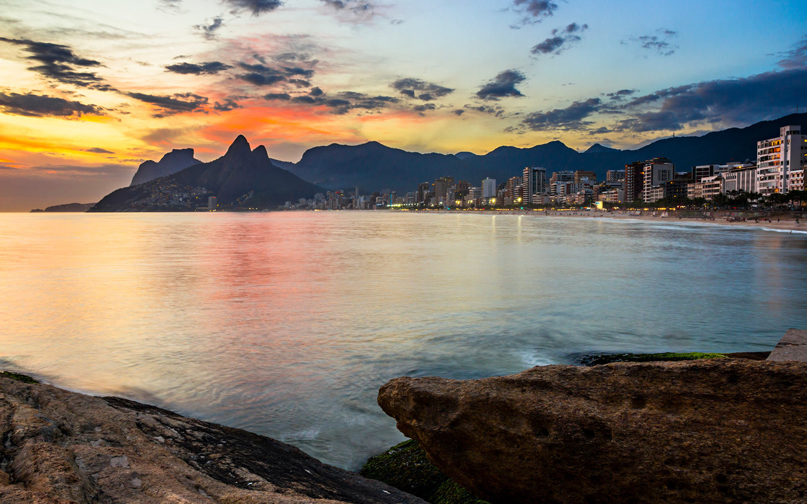 The 12 Best Places to See the Sunset Around the World   Travel + ...