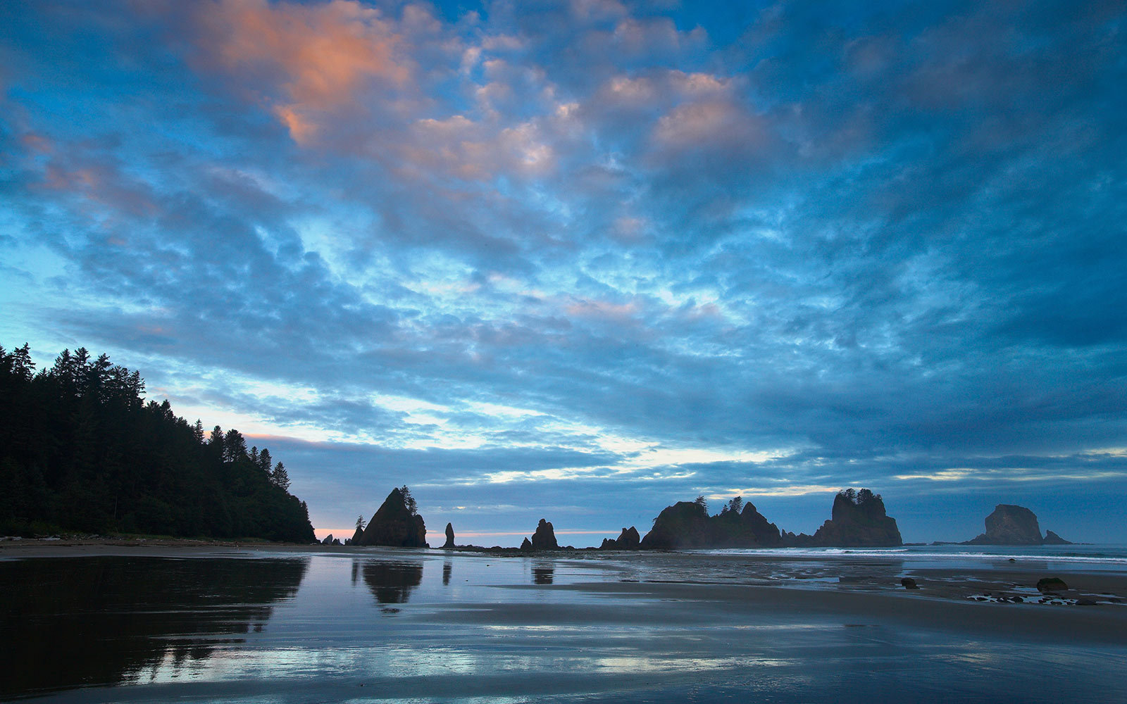 Shi Shi Beach, Washington