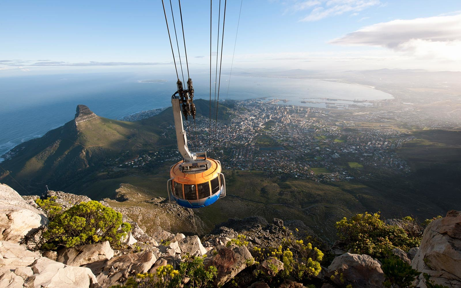 The best places to travel in 2017 travel leisure for Cape town south africa travel