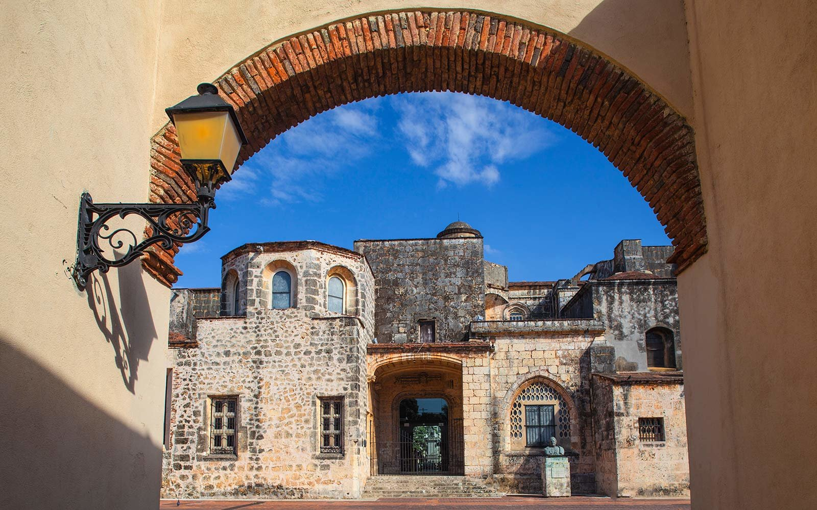 Colonial zone, Santa Domingo, Dominican Republic