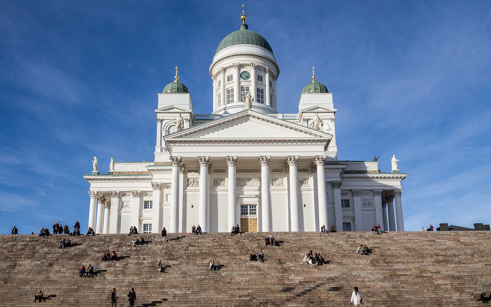 Cathedral, Helsinki, Finland