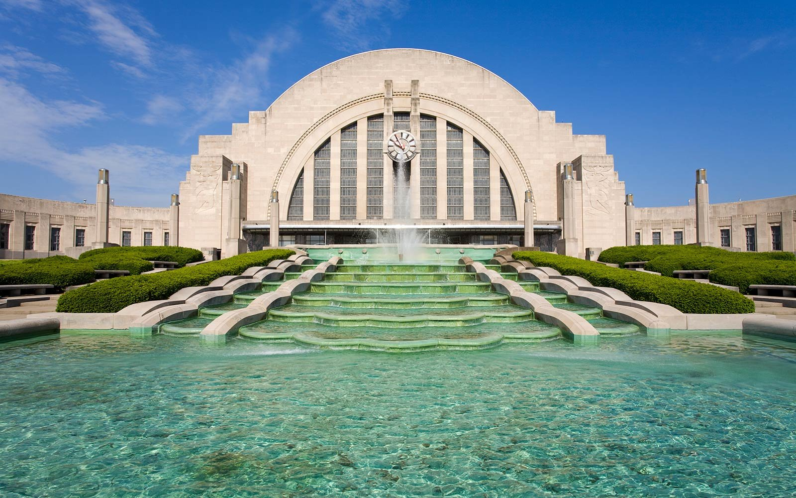 Cincinnati Museum Center at Union Terminal, Cincinnati, Ohio