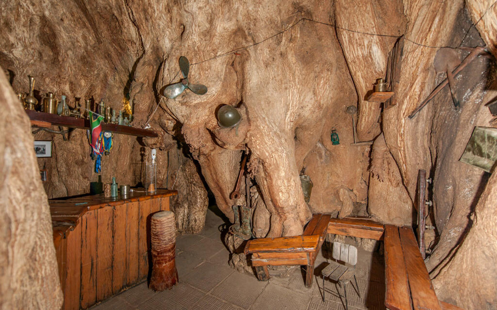 Sunland Boab Tree Bar in Limpopo,  South Africa