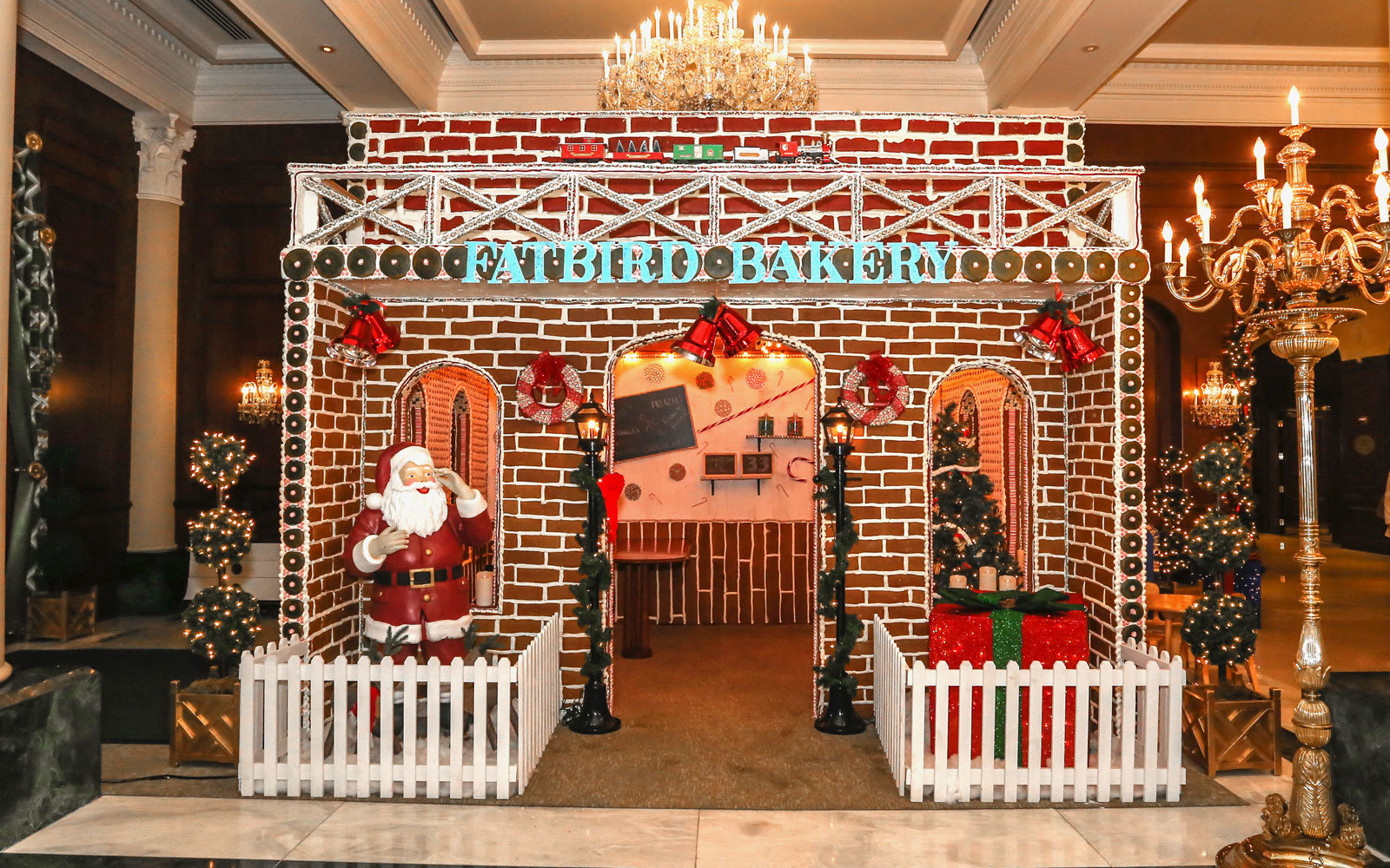 This Life Size Gingerbread House Is Sure To Get You In The