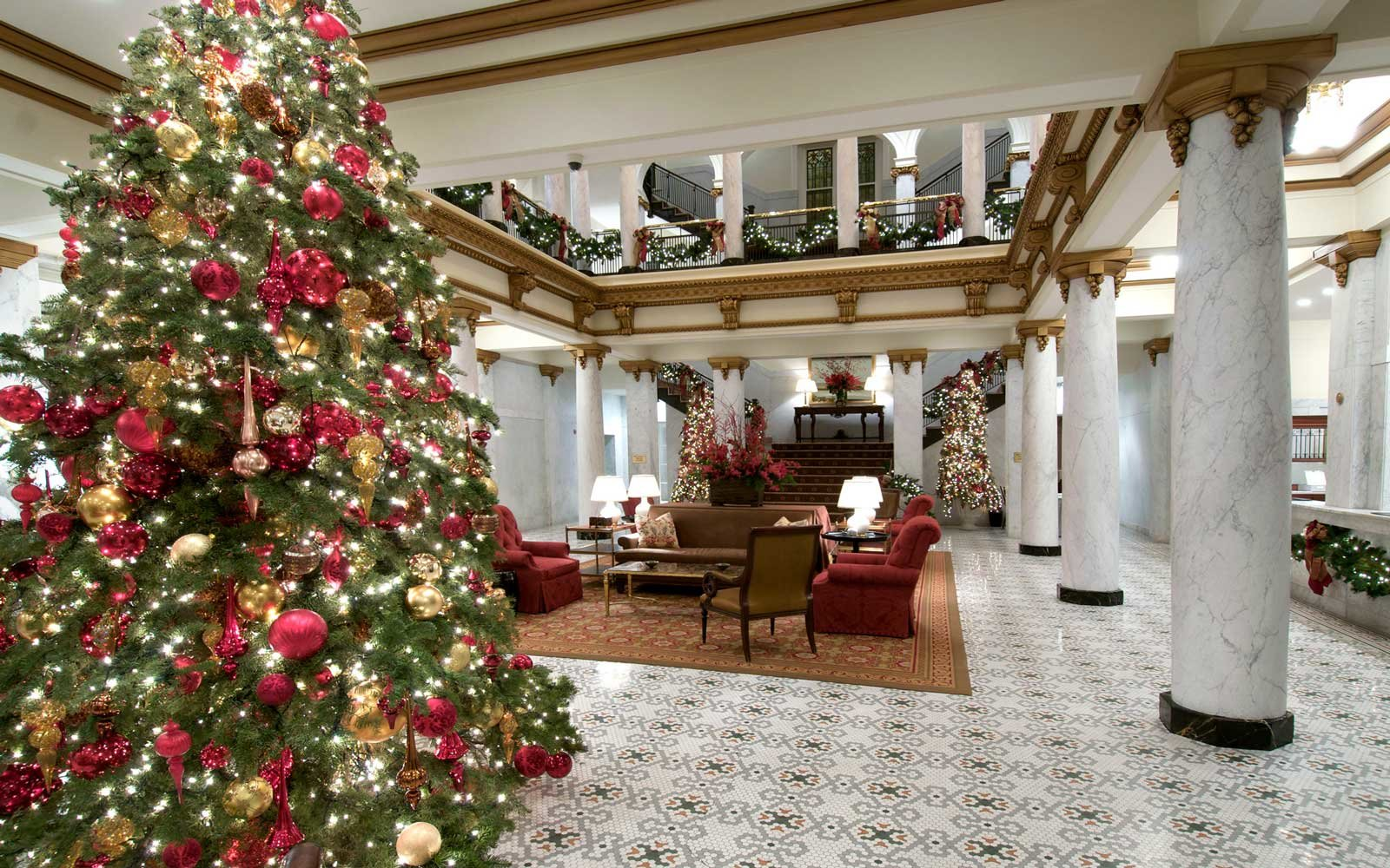 Hotel Stay For Christmas