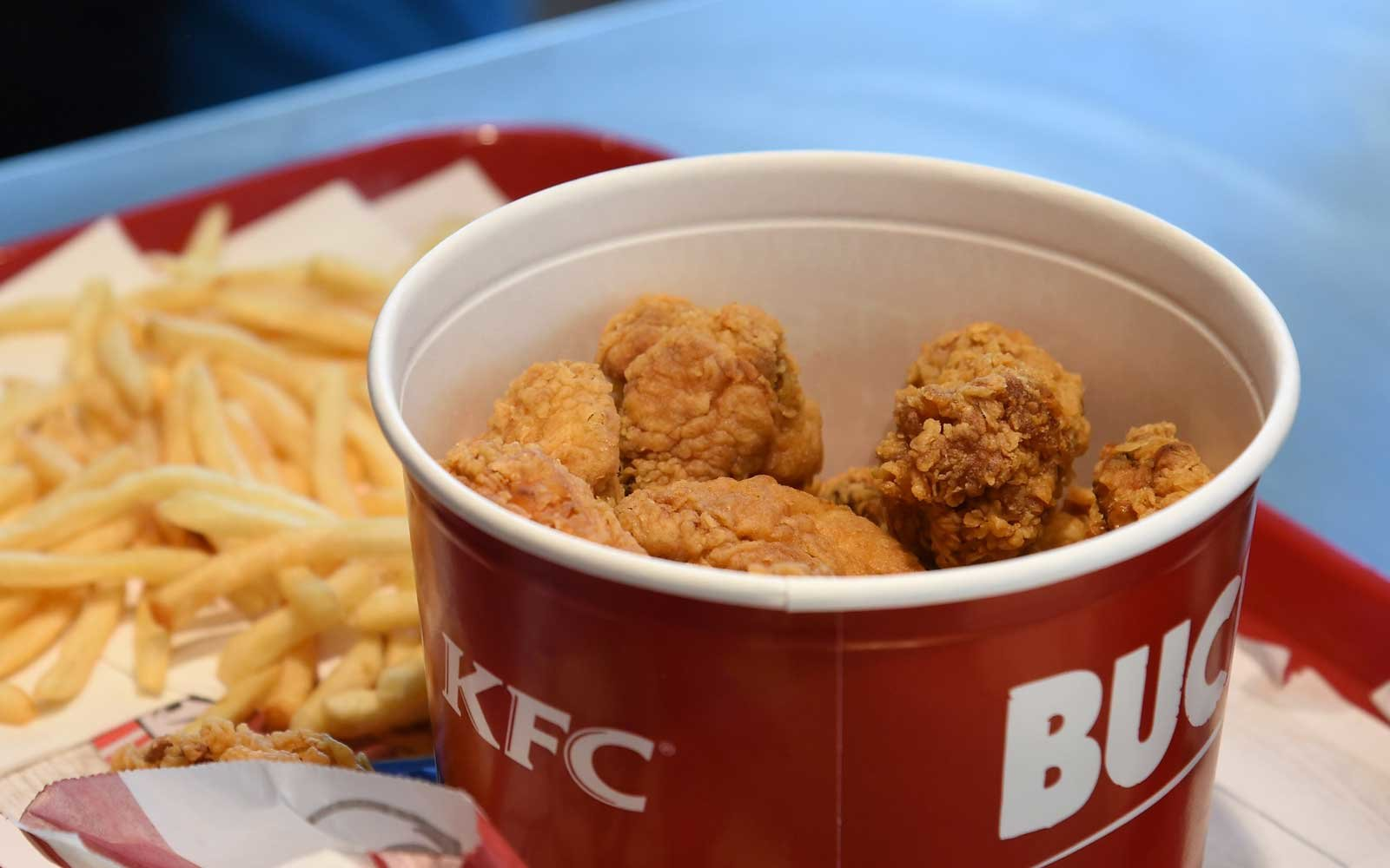KFC Chicken-Scented Candle