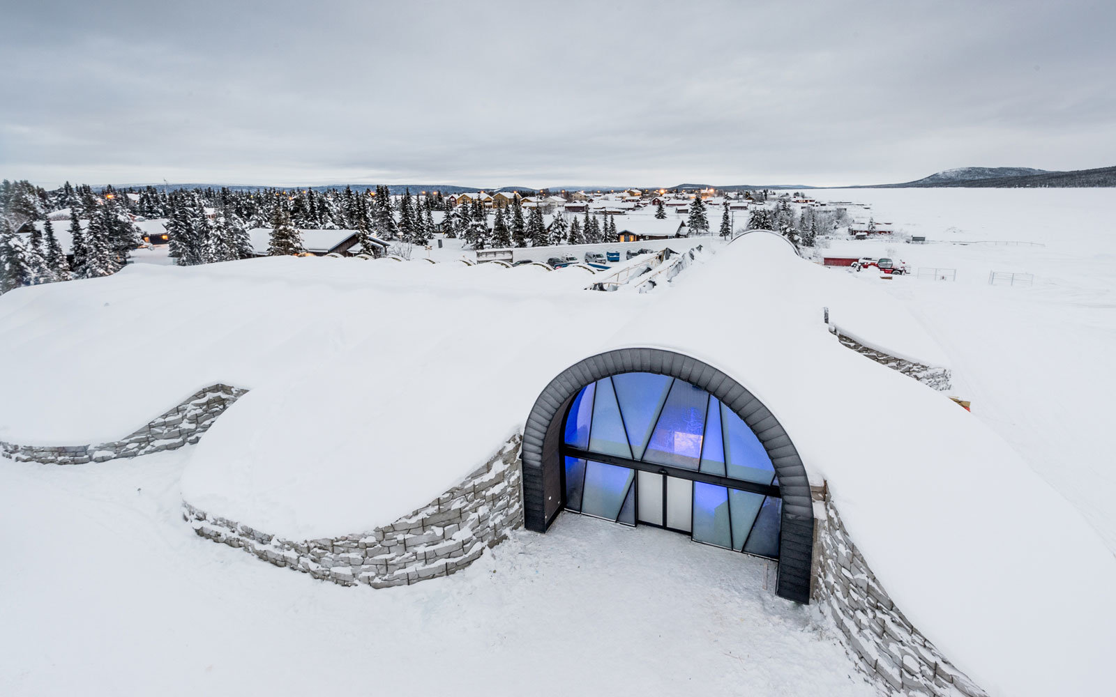 You Can Now Stay in the World\'s First Year-round Ice Hotel | Travel ...