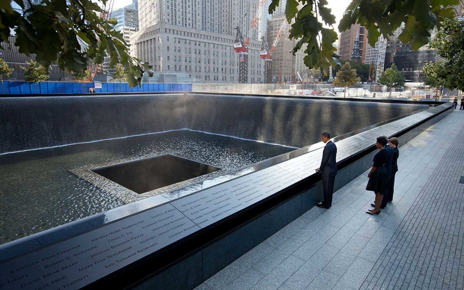 National September 11 Memorial,  New York City