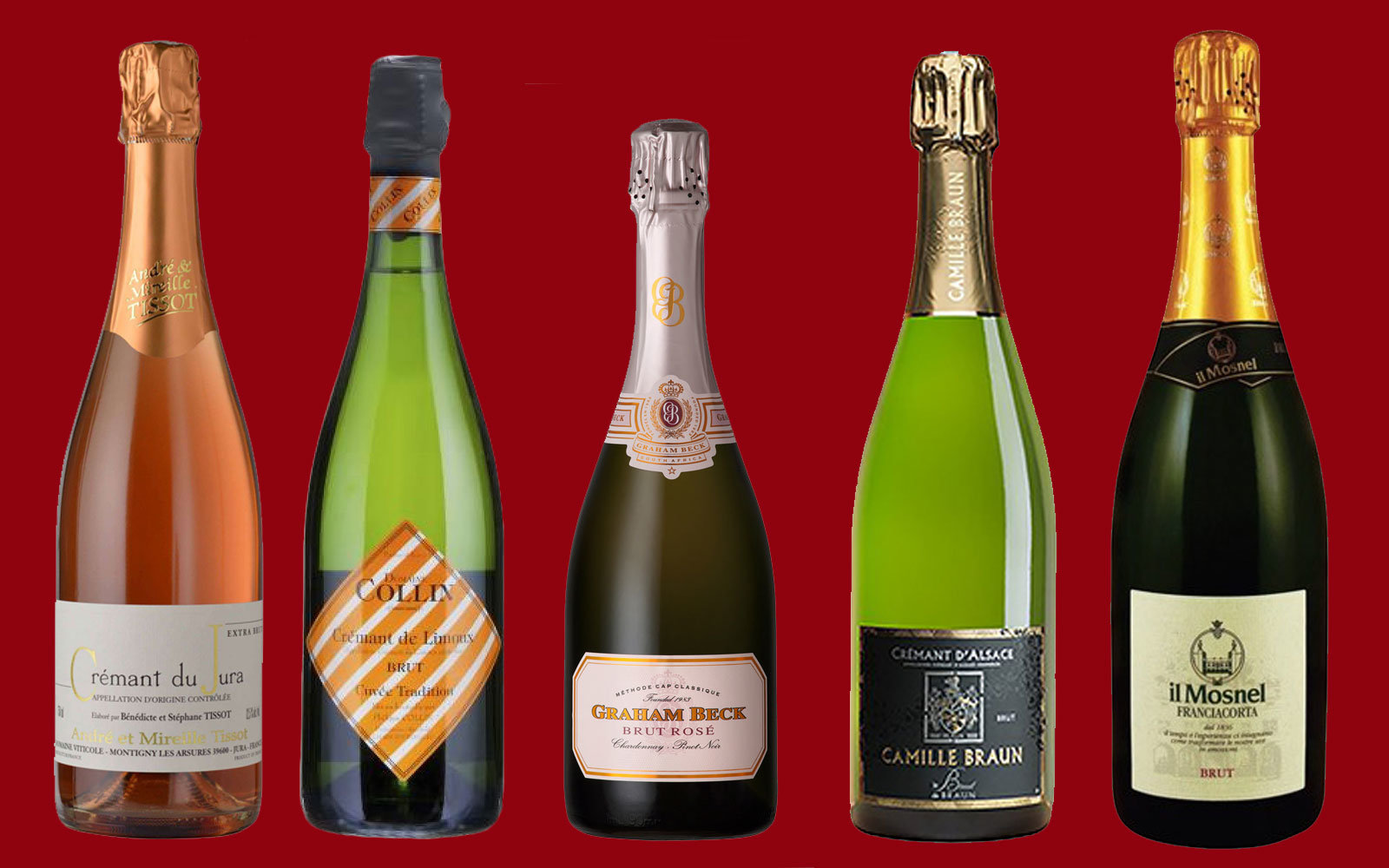 Sparkling Wines and Recipes