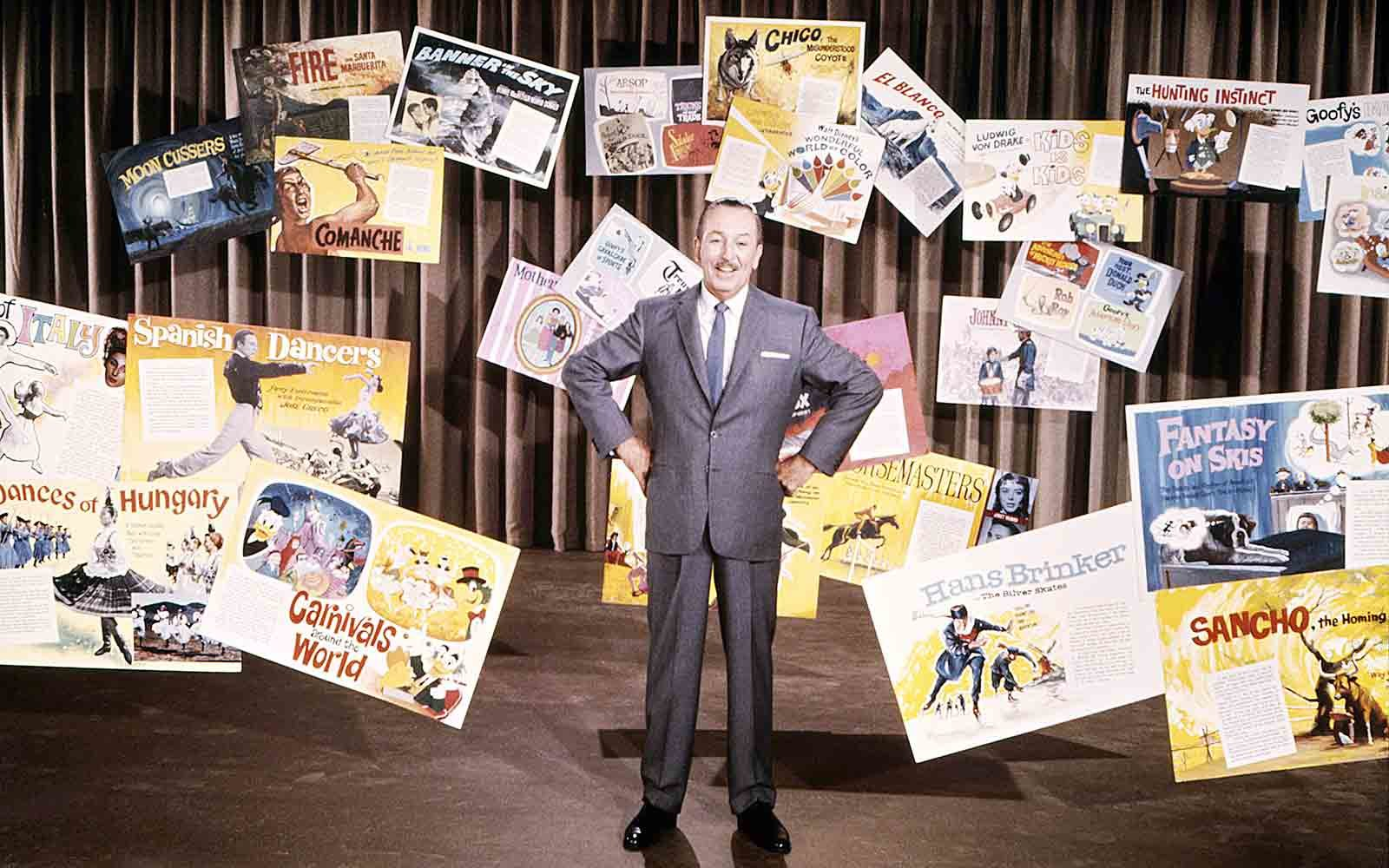 Walt Disney will and animation up for auction