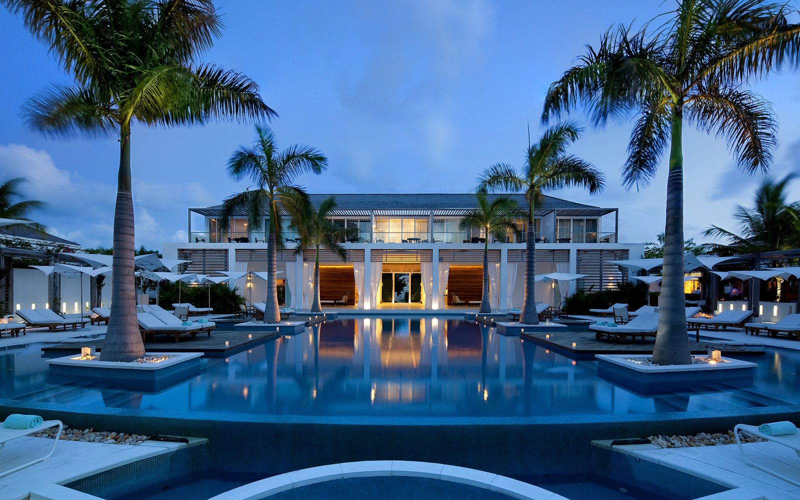 Gansevoort turks and caicos travel leisure for All inclusive hotels turks and caicos