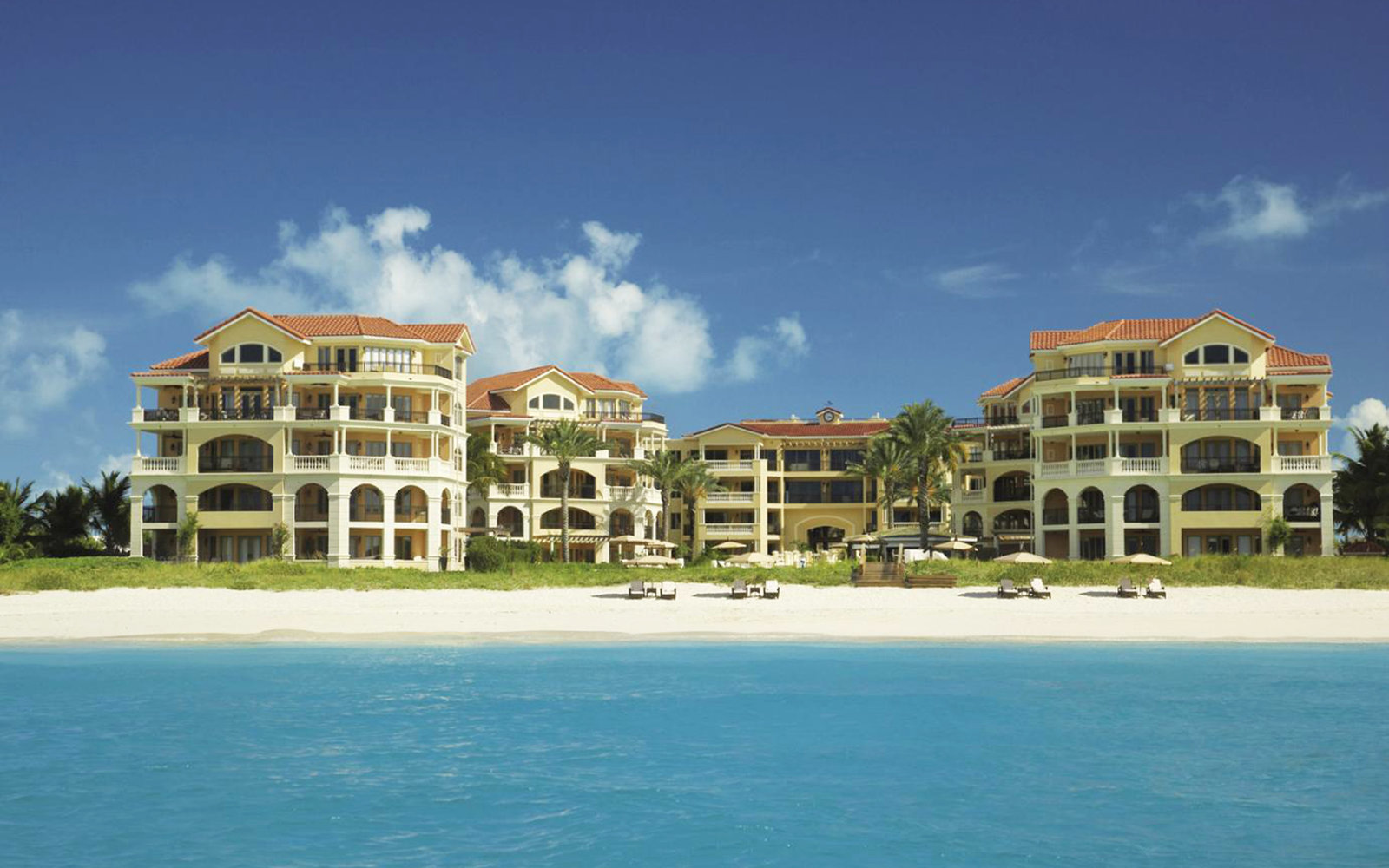 The somerset on grace bay hotels travel leisure