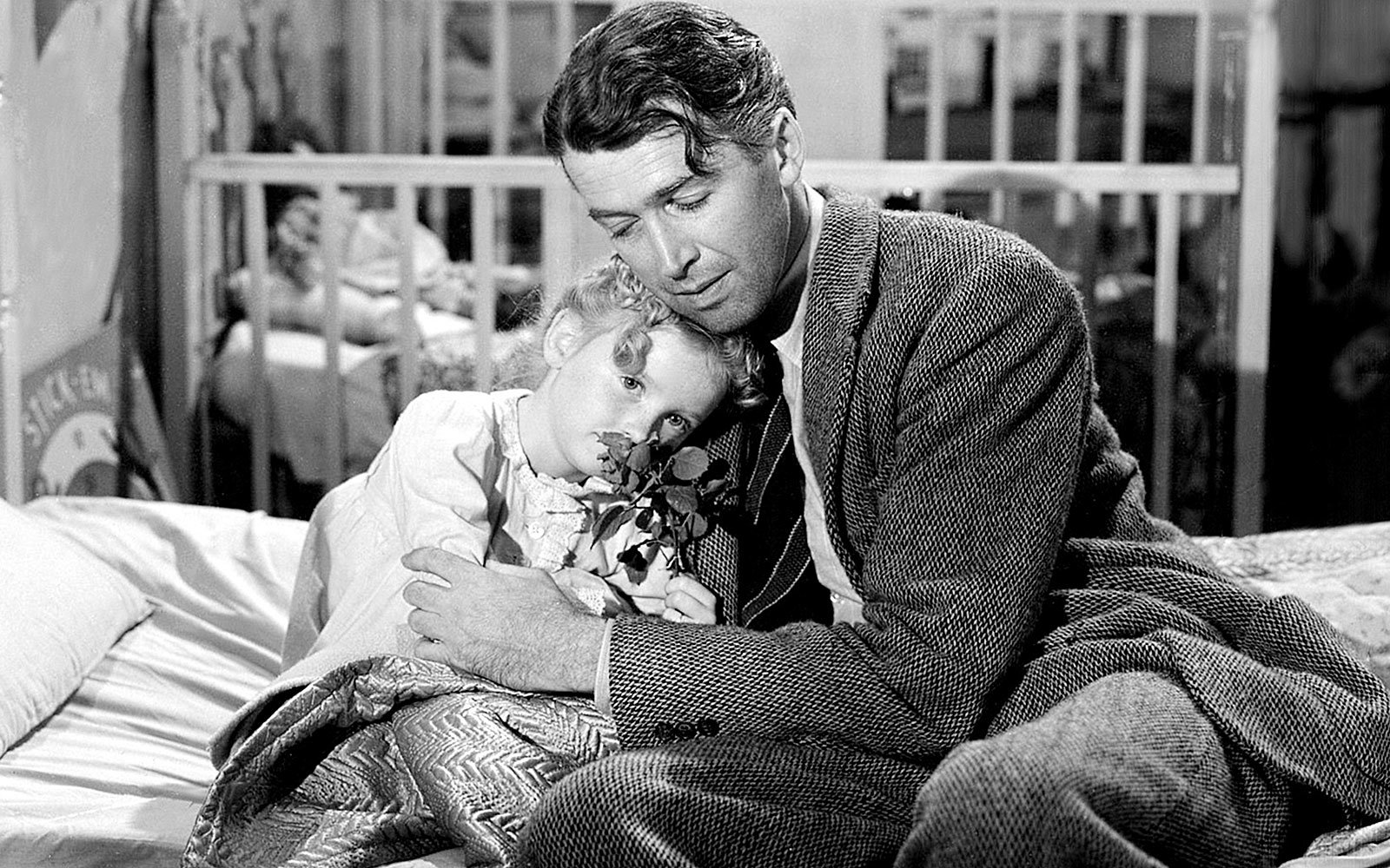 This is What it Was Like to Film a Wonderful Life
