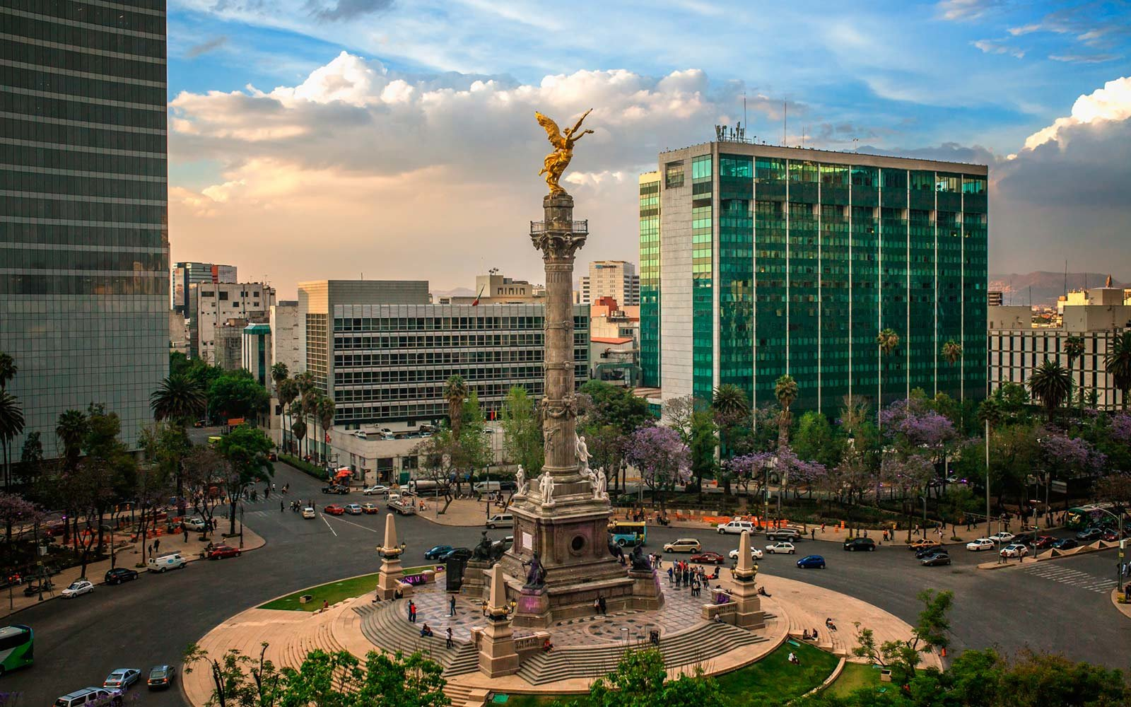 El Angel de Independencia, Mexico City