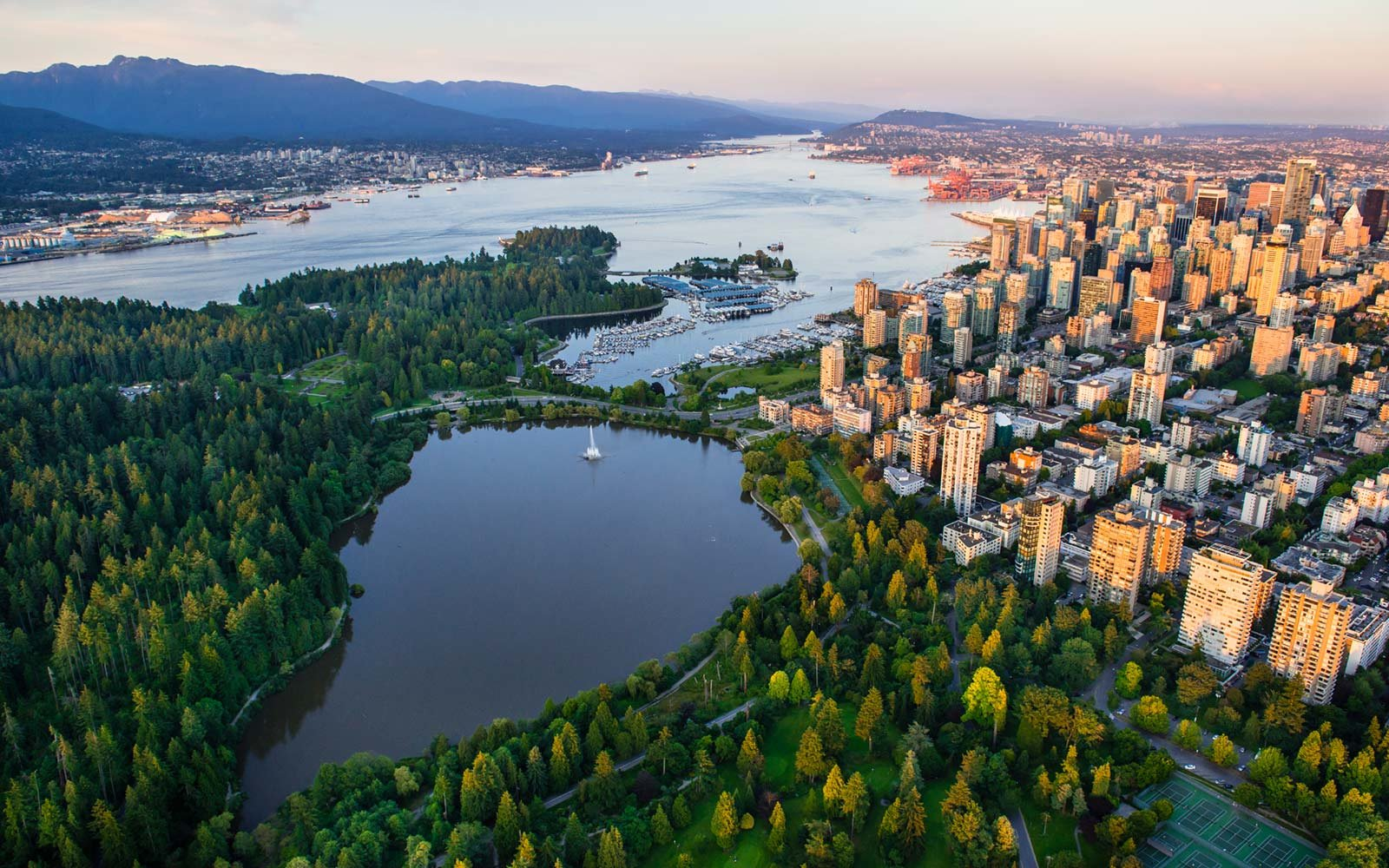 8. Vancouver