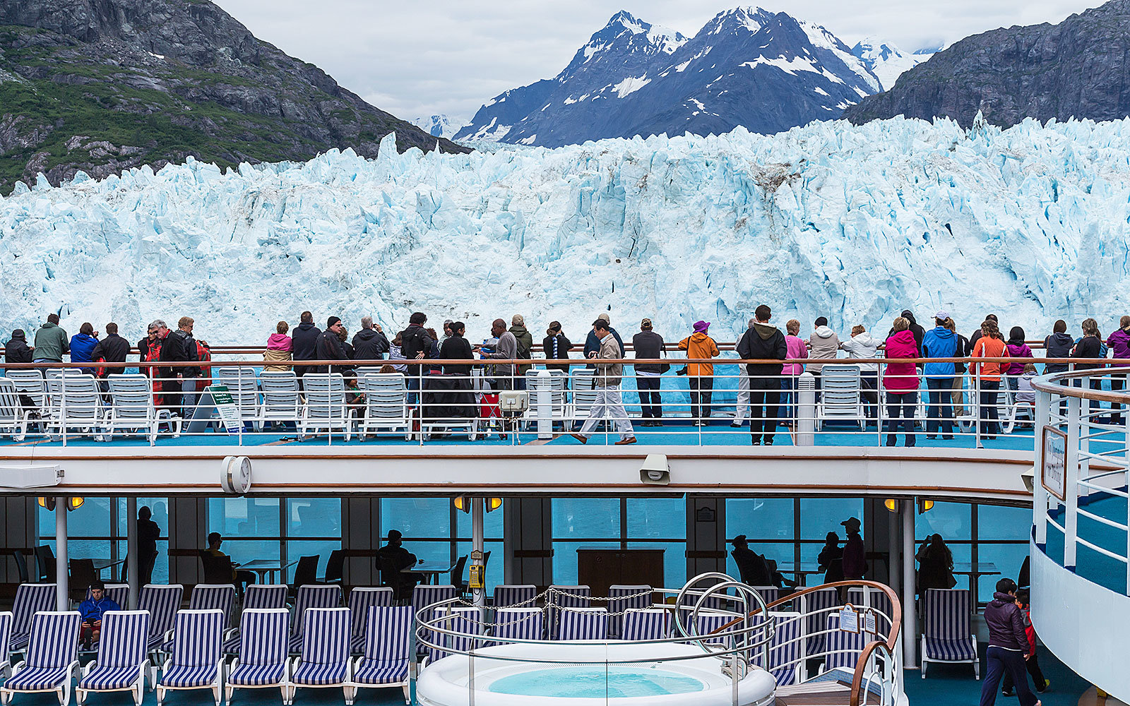A Guide To Glacier Bay National Park Travel Leisure