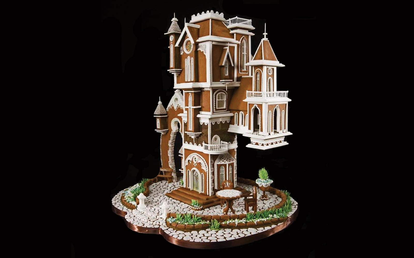 National Gingerbread Competition,  Asheville,  North Carolina
