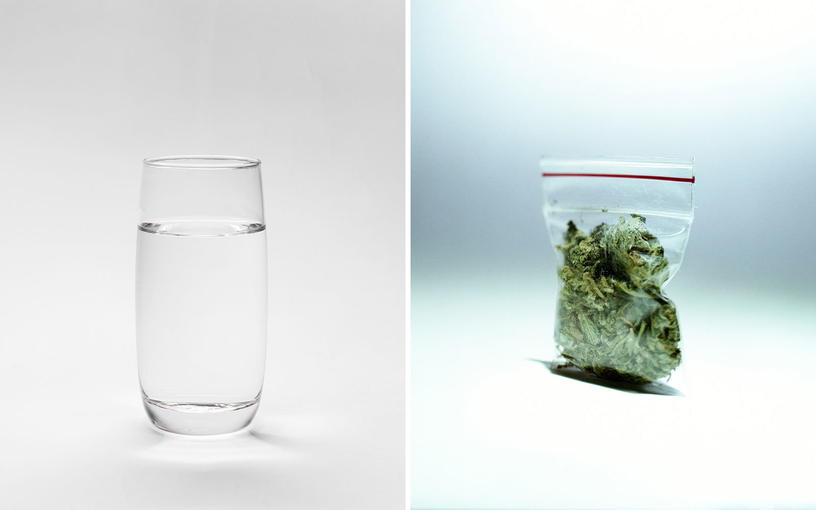 Cannabis Enhanced Water May Be Coming to a Pot-Friendly State Near You