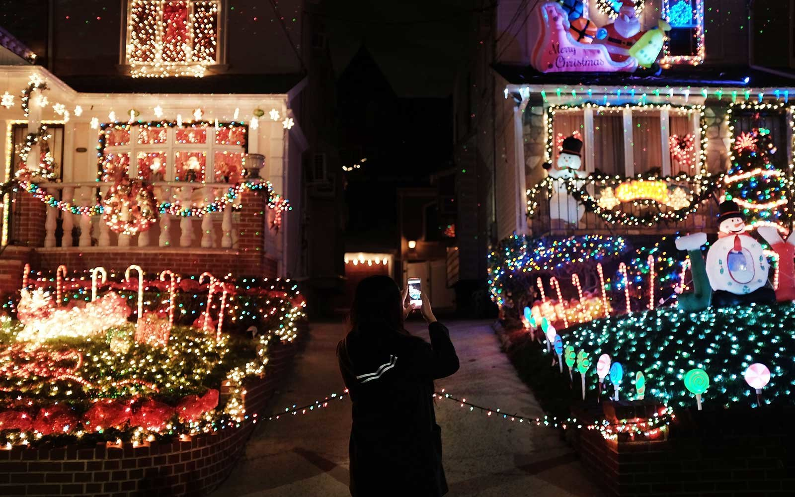 best places for christmas lights - Best Place For Christmas Decorations