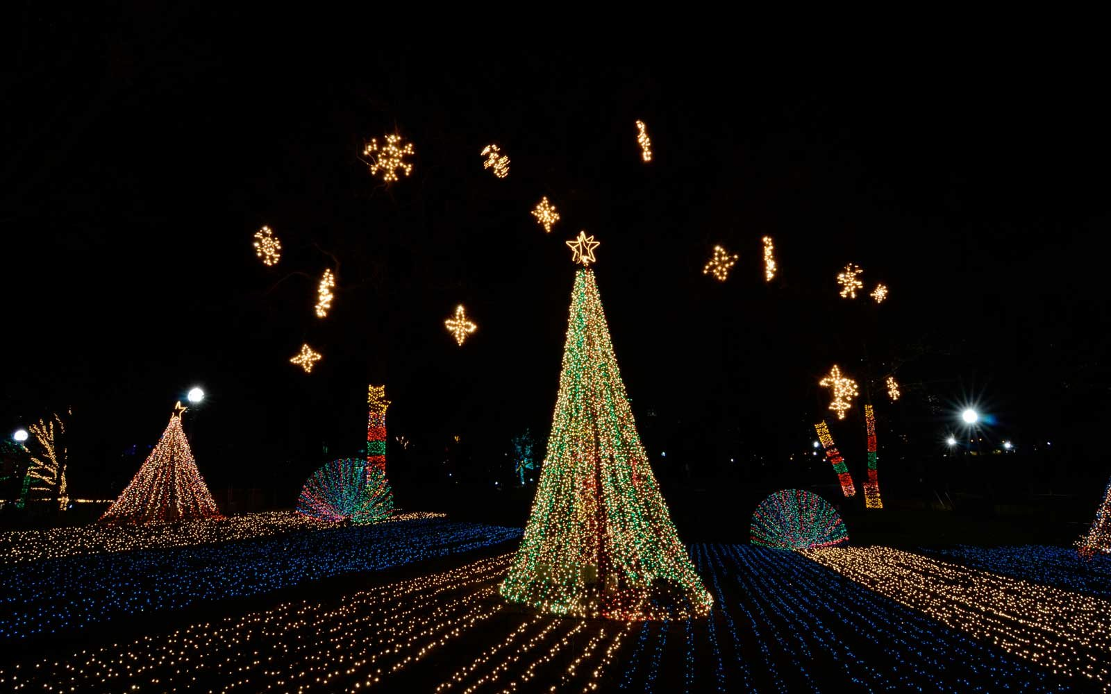 Best Places For Christmas Lights
